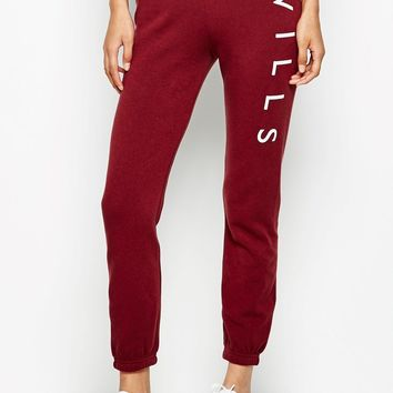 MAYNESTONE SLIM SWEATPANTS