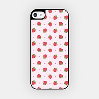 for iPhone 6/6S - High Quality TPU Plastic Case - Strawberry Pattern - Floral Pattern - Tropical Pattern - Fruit Pattern - Hipster