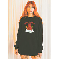 Heaven Can Wait Long Sleeve Top
