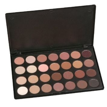 Coastal Scents 28 Color Eyeshadow Palette, Neutral:Amazon:Beauty