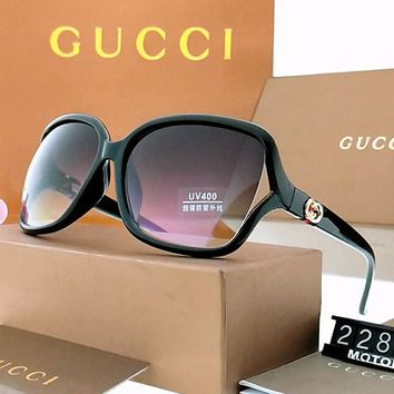 GUCCI Women's Sunglasses GG3166/S Shiny Black 59-15-115 MADE IN ITALY - New!