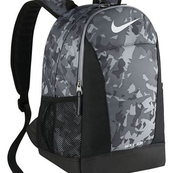 Boy's Nike 'Max Air' Water Resistant Backpack