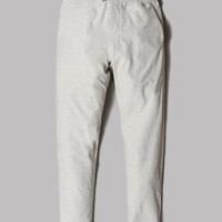 A.P.C. Outdoor Voices Running Sweatpants (Gris Chine Clair) – Oi Polloi