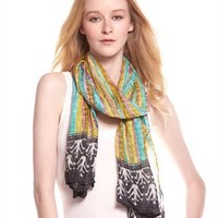 CUSP | Accessories | Scarves | Fiesta Silk Scarf