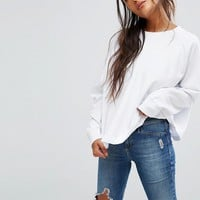 ASOS Swing Sweatshirt at asos.com