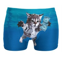 Cat Cobain Underwear