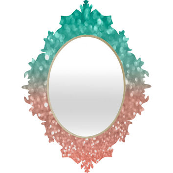 Lisa Argyropoulos Coral Meets Sea Baroque Mirror