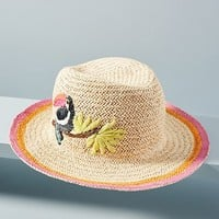 Tropical Toucan Fedora