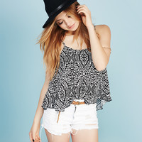 Wild About You Swing Tank | Wet Seal