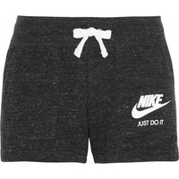 Nike - Vintage cotton-blend jersey shorts