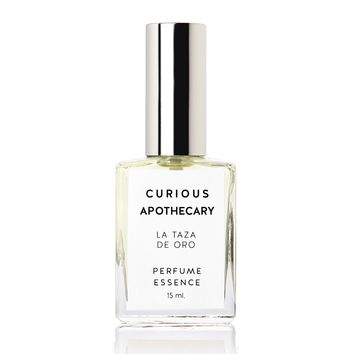 La Taza de Oro perfume. Rich resins, woods, musk by Curious Apothecary