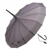 Lisbeth Dahl Grey Pagoda Umbrella | Buy Lisbeth Dahl Umbrella Online