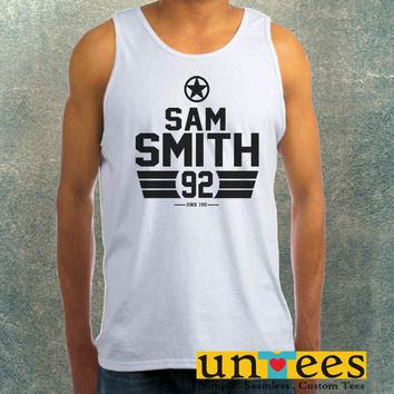 Sam Smith Clothing Tank Top For Mens