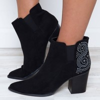 Into The Night Booties