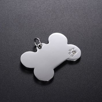 Dog ID Tag For Collars