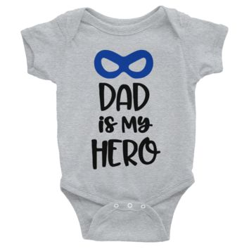 Dad Is My Hero Onesuit