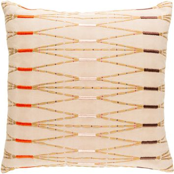 Surya Kikuyu Throw Pillows