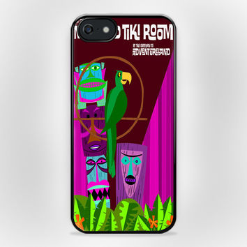 Tiki Room Vintage Disney iPhone 5 5s Case
