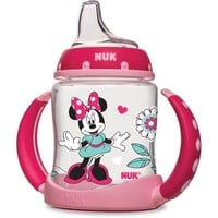 NUK Disney Minnie Mouse 5-oz Learner Cup, 1-Pack, Silicone Spout, BPA-Free - Walmart.com