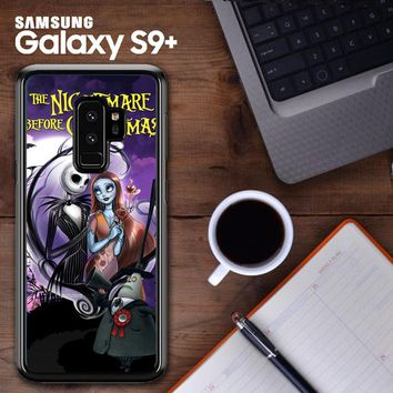 Jack And Sally Muertitos The Nightmare Before Christmas C0092 Samsung Galaxy S9 Plus Case