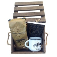 Coffee Gift Basket for Men