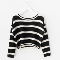 Cora Striped Sweater