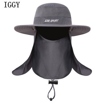 Fashion Brand Mosquito Cap Women Men Midge Fly Insect Bucket Hat Fishing Field Jungle Mask Face Protect Cap Mesh Cover