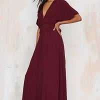 Classy to the Maxi Dress
