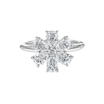 Forget-Me-Not by Harry Winston, Diamond Ring
