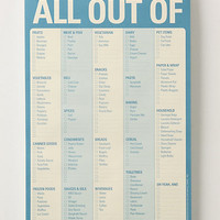 All Out Of Notepad