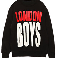 Top - London - Sweaters & Cardigans - Women - Modekungen | Clothing, Shoes and Accessories