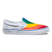 Rainbow Slip-On | Shop Shoes At Vans