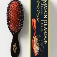 Mason Pearson Pocket Brush  in Brown Size: Pocket Brush Bath & Body