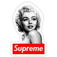 Supreme x Marilyn Monroe (Official) by Connor Powell