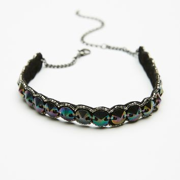 Free People Disco Fever Choker
