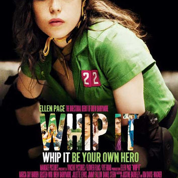 Whip It (UK) 11x17 Movie Poster (2009)