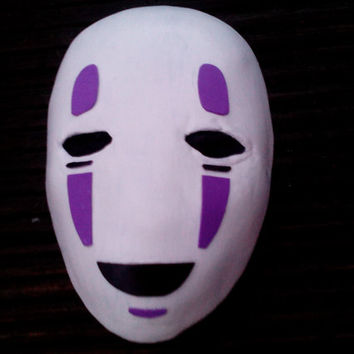 No Face Mask from Spirited Away Anime.