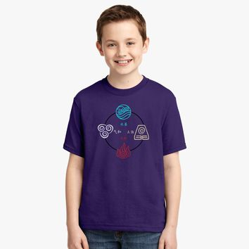 Avatar: The Last Airbender Youth T-shirt