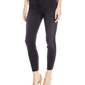 J Brand Jeans Women's Alana High Rise Crop Skinny in, Occult, 28