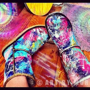 DCCK8X2 Space Uggs
