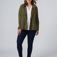 Military Jacket | Lane Bryant