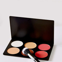 bh cosmetics Contour & Blush Palette | Urban Outfitters