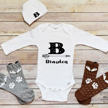 a73ce34dc Best Baby Boy Take Home Outfit Products on Wanelo