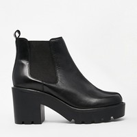 ASOS EVERY CLOUD Leather Chelsea Ankle Boots