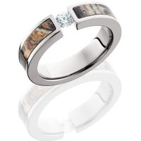 Camo Dimond Rings | Camo Wedding Dimond Ring