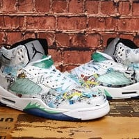 Air Jordan 5 Wings AJ5 3M AV2405-900