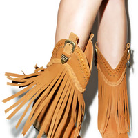 Volatile Shoes Pasa Boots Tan