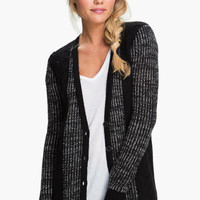 Rubbish® Cable Knit Cardigan (Juniors) | Nordstrom