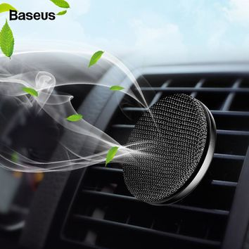 Baseus Aromatherapy Car Phone Holder Air Vent Essential Oils For Aromatherapy Car Diffusers Air Purifier Freshener Fragrance Car