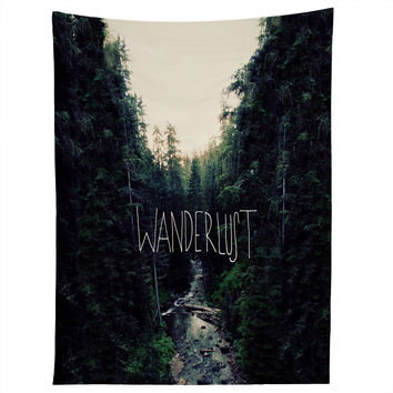 Leah Flores Wanderlust 1 Tapestry